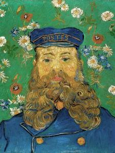 Portrait of Joseph Roulin by Vincent van Gogh