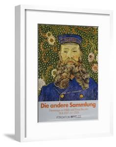 Postes, Fondation Beyeler 2007 by Vincent van Gogh