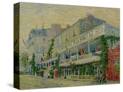 Restaurant de La Sirene at Asnieres, c.1887