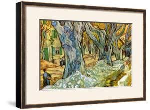 Roadman by Van Gogh by Vincent van Gogh