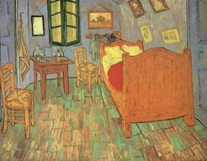 Room at Arles, 1889 by Vincent van Gogh