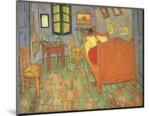 Room at Arles, 1889 by Vincent van Gogh