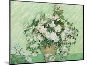 Roses, 1890 by Vincent van Gogh