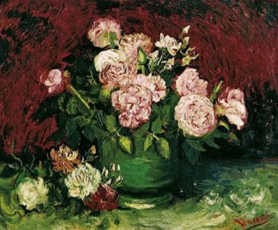 Roses and Peonies, c.1886