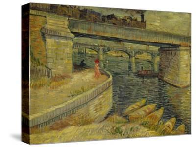 Seine Bridge Near Asnieres, 1887