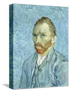 Self Portrait, 1889 by Vincent van Gogh
