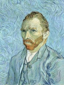 Self Portrait, 1889 by Vincent van Gogh
