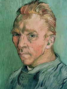 Self Portrait, c.1889 by Vincent van Gogh