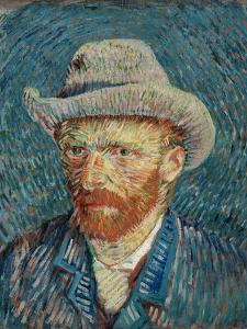 Self Portrait by Vincent van Gogh