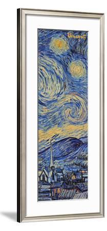 Starry Night, c.1889 (detail)