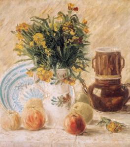 Still Life, c.1887 by Vincent van Gogh