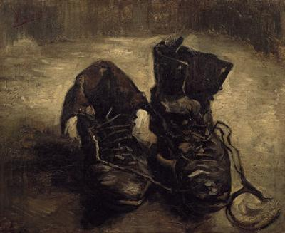 Still Life of Shoes