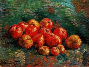 Still Life With Apples, 1887-1888 by Vincent van Gogh