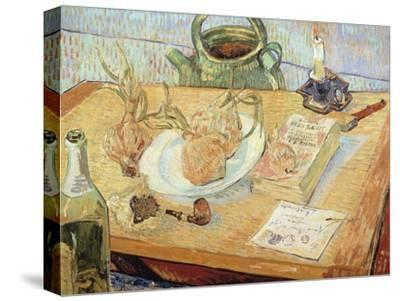 Still Life with Onions, 1889