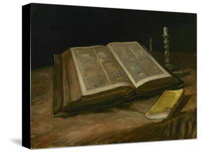 Still Life with Open Bible, 1885