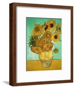 Sunflowers, c.1888 by Vincent van Gogh