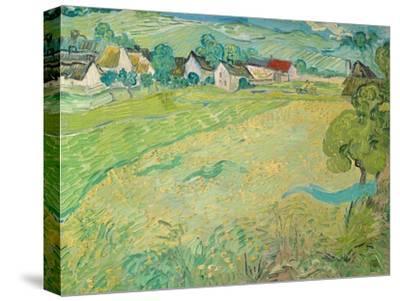 Sunny Meadow Near Auvers, 1890