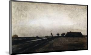 Sunrise by Vincent van Gogh