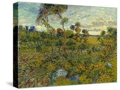 Sunset at Montmajour, 1888