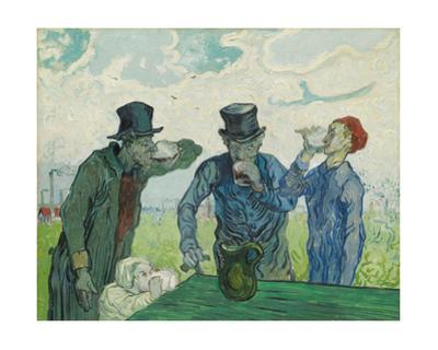 The Drinkers, 1890