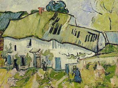 The Farm in Summer, 1890 by Vincent van Gogh