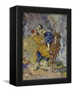 The Good Samaritan (After Delacroix), 1890 by Vincent van Gogh