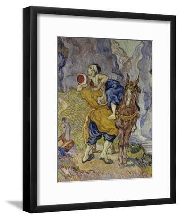 The Good Samaritan (After Delacroix), 1890
