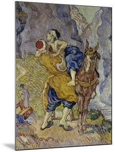 The Good Samaritan (After Delacroix), 1890 by Vincent van Gogh