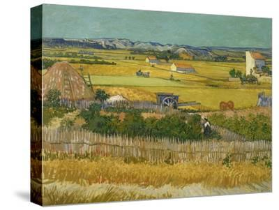 The Harvest, 1888