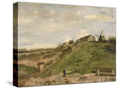 The Hill of Montmartre with Stone Quarry, 1886