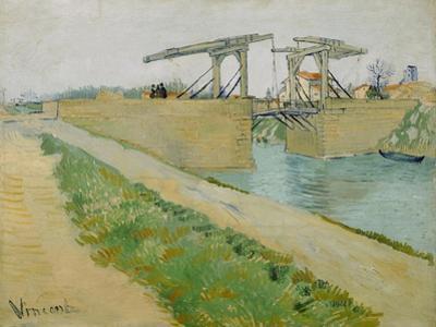The Langlois Bridge (Pont De Langloi), 1888