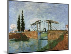 The Langlois Drawbridge by Vincent van Gogh