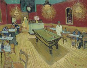 The Night Cafe, c.1888 by Vincent van Gogh