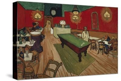 The Night Cafe in Arles, 1888
