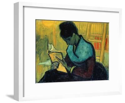 The Novel Reader (Une Liseuse De Romans), Arles, November 1888
