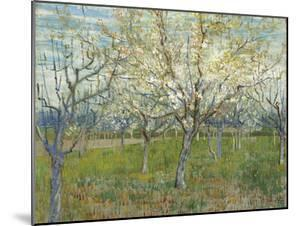 The Pink Orchard, 1888 by Vincent van Gogh