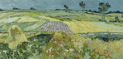 The Plain at Auvers, 1890