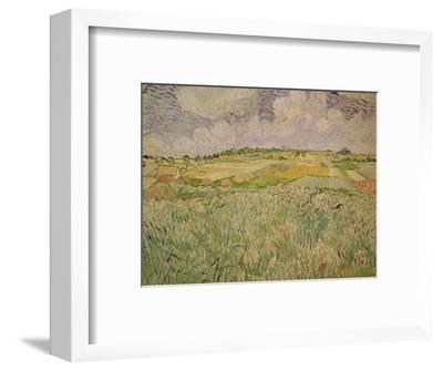 The Plain at Auvers, c.1890