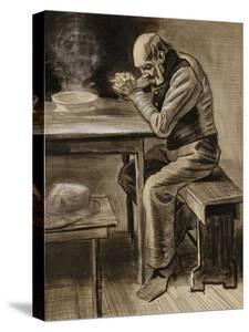 The Prayer, 1882 by Vincent van Gogh