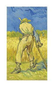 The Reaper, 1889 by Vincent Van Gogh
