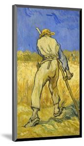 The Reaper by Vincent van Gogh