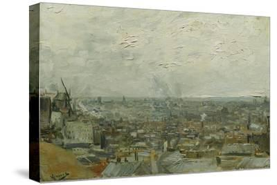 The Roofs of Paris, 1886
