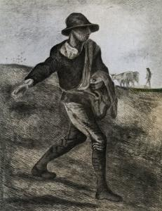 The Sower by Vincent van Gogh