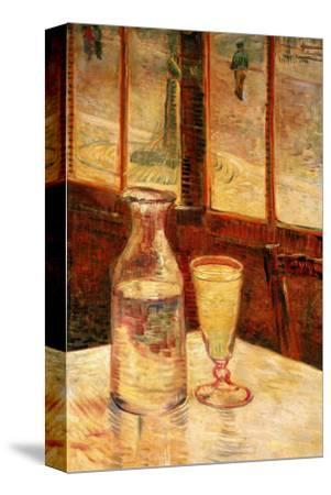 The Still Life with Absinthe