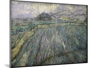 The Storm by Vincent van Gogh