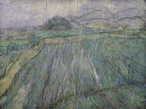 The Thunder Storm by Vincent van Gogh