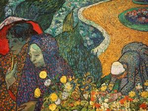 The Women of Arles (Memories of the Garden at Etten), 1888 by Vincent van Gogh