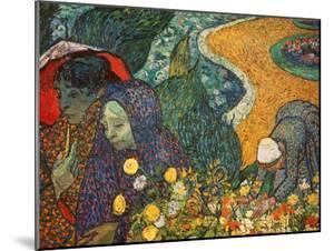 The Women of Arles (Memories of the Garden at Etten), 1888 by Vincent van Gogh