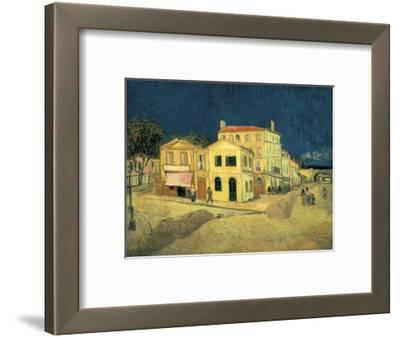 The Yellow House at Arles