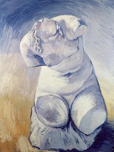 Torso of a Woman, C.1888 by Vincent van Gogh